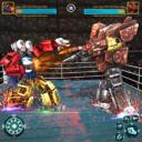 Robot Ring Fighting – Robot Ring Wrestling 3D