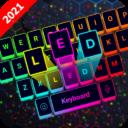 LED Keyboard – RGB Lighting Keyboard, Emojis, Font