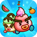 Fruit & Ice Cream – Ice cream war Maze Game