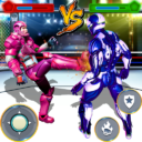 Ultimate Real Rebot Fight – Robot fighting Game